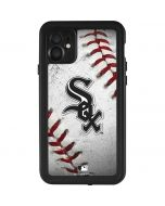 Chicago White Sox Game Ball iPhone 11 Waterproof Case