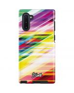 Abstract Spectrum Galaxy Note 10 Pro Case