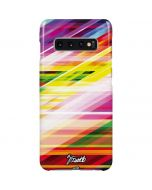 Abstract Spectrum Galaxy S10 Plus Lite Case