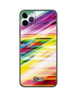 Abstract Spectrum iPhone 11 Pro Max Skin