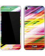 Abstract Spectrum Apple iPod Skin