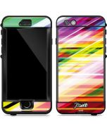 Abstract Spectrum LifeProof Nuud iPhone Skin
