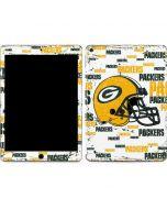 Green Bay Packers - Blast Apple iPad Air Skin