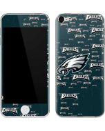 Philadelphia Eagles Blast Apple iPod Skin
