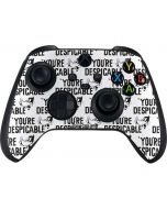 Daffy Duck Youre Despicable Grid Xbox Series X Controller Skin