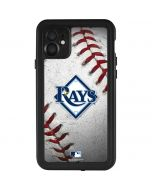 Tampa Bay Rays Game Ball iPhone 11 Waterproof Case