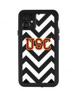 USC Chevron iPhone 11 Waterproof Case