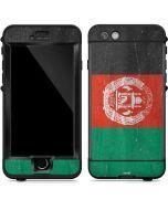 Afghanistan Flag Distressed LifeProof Nuud iPhone Skin