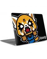 Aggretsuko Fed Up Apple MacBook Air Skin
