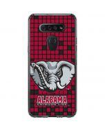 Alabama Crimson Tide Digi LG K51/Q51 Clear Case