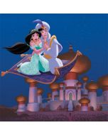 Aladdin and Jasmine Magic Carpet Apple iPod Skin