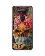 Alchemy - Eat Me LG K51/Q51 Clear Case