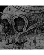 Skull Sketch Generic Laptop Skin
