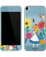 Alice Among The Flowers Apple iPod Skin