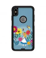 Alice Among The Flowers Otterbox Commuter iPhone Skin