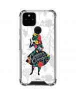 Alice Curiouser and Curiouser Google Pixel 5 Clear Case