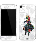 Alice Curiouser and Curiouser Apple iPod Skin