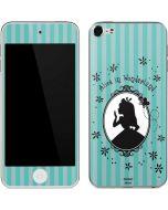 Alice in the Mirror Apple iPod Skin