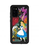 Alice in Wonderland Galaxy S20 Waterproof Case
