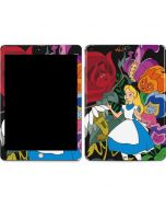 Alice in Wonderland Apple iPad Skin