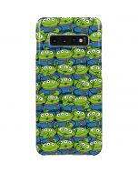 Alien Collage Galaxy S10 Plus Lite Case