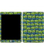 Alien Collage Apple iPad Skin