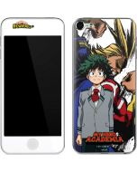 All Might and Deku Apple iPod Skin