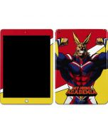 All Might Apple iPad Skin