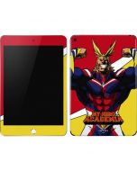 All Might Apple iPad Mini Skin