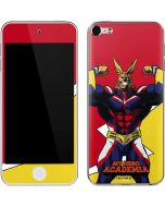 All Might Apple iPod Skin