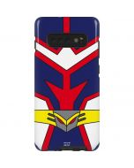 All Might Suit Galaxy S10 Plus Pro Case