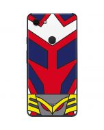 All Might Suit Google Pixel 3 XL Skin