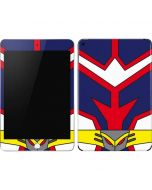All Might Suit Apple iPad Mini Skin