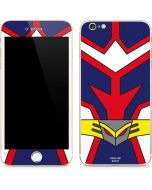 All Might Suit iPhone 6/6s Plus Skin