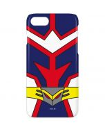 All Might Suit iPhone 8 Lite Case
