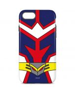 All Might Suit iPhone 8 Pro Case