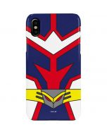 All Might Suit iPhone XS Lite Case