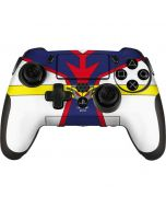All Might Suit PlayStation Scuf Vantage 2 Controller Skin