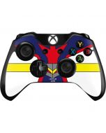 All Might Suit Xbox One Controller Skin