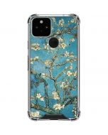 Almond Branches in Bloom Google Pixel 5 Clear Case