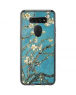 Almond Branches in Bloom LG K51/Q51 Clear Case