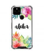 Aloha Google Pixel 5 Clear Case