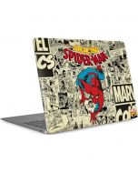 Amazing Spider-Man Comic Apple MacBook Air Skin