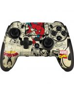 Amazing Spider-Man Comic PlayStation Scuf Vantage 2 Controller Skin