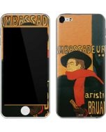 Ambassadeurs Aristide Bruant Apple iPod Skin