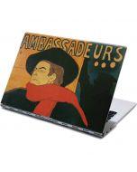 Ambassadeurs Aristide Bruant Yoga 910 2-in-1 14in Touch-Screen Skin