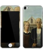 American Gothic Apple iPod Skin