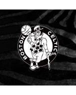 Boston Celtics Black Animal Print iPhone X Waterproof Case