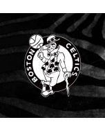 Boston Celtics Black Animal Print Dell XPS Skin