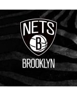 Brooklyn Nets Black Animal Print Apple iPad Air Skin